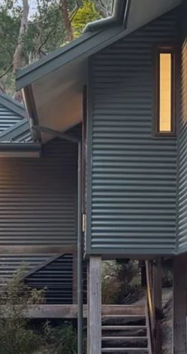Cladich Pavilions